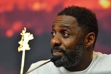 Idris Elba As A Doll Is Horrifying