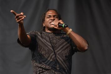 "Pusha T Drops ""Daytona - Album Of The Year"" Merch Part 2"