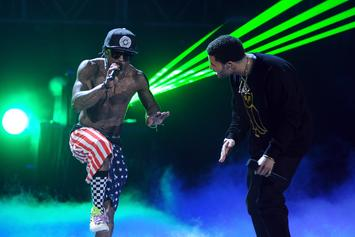 "Drake Shows Major Love To Lil Wayne: ""Seek Out Mentors That Challenge You"""