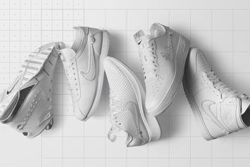 """Nike Debuts """"Noise Cancelling"""" Collection Celebrating New NYC Flagship"""