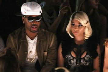 Nicki Minaj's Ex Safaree Takes Photos With Lil Kim Years After Public Feud