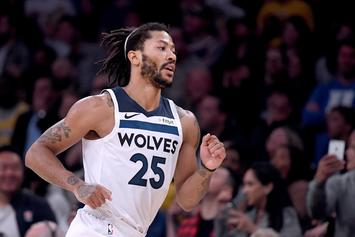 """NBA 2K19"" Update Includes Derrick Rose Rating Boost"