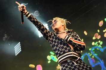 Lil Pump Struggles To Cope With Tear Gas: Video Surfaces