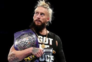 Ex-WWE Star Enzo Amore Causes Scene At Survivor Series In L.A.