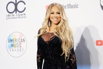 "Mariah Carey To Perform ""Glitter"" Songs On Tour Thanks To Twitter Fans"