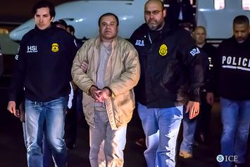 El Chapo Allegedly Killed Cartel Boss' Brother Over A Handshake Insult