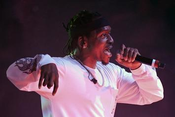 Pusha T Calls Out Drake For Hiring Goons To Rush His Stage In Toronto: Watch