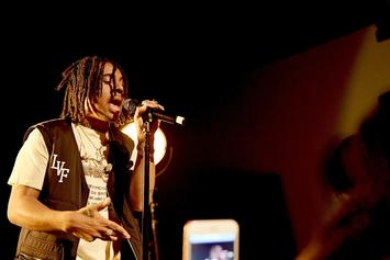 """Vic Mensa Draws Parallels Between """"Police Oppression"""" In Chicago, Palestine & Israel"""