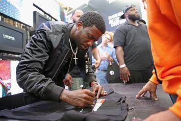 """Gucci Mane Says Baby Mama's Expenses Are """"Suspect"""" In Child Support Battle"""