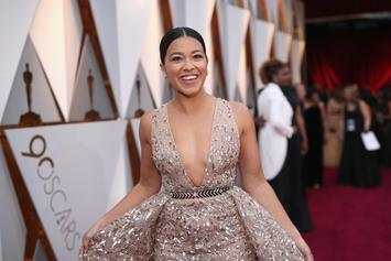 Gina Rodriguez Criticized For Saying Black Women Earn More Than Latinas