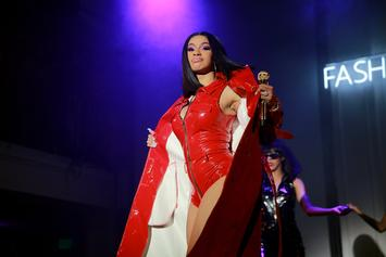 Cardi B Claps Back At Ashanti's Sister For Design Ripoff Claims & Fans Aren't Having it