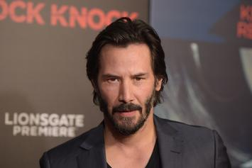 "Keanu Reeves Joined The Cast Of ""Toy Story 4"""