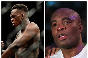 Anderson Silva To Face MMA Phenom Israel Adesanya At UFC 234