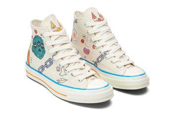 "Tyler, The Creator x Converse ""Artist Series"" Releasing Today Via Foot Locker"