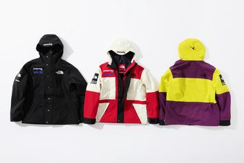 Supreme x The North Face Team Up For New Collection: Release Details