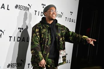 "Anderson .Paak's ""Oxnard"" First Week Album Sales Score A Career Milestone"