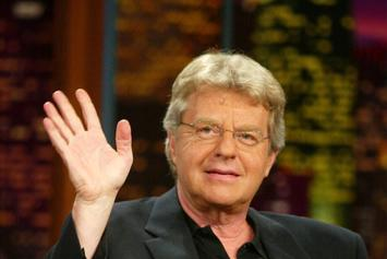 "Jerry Springer Gets A New Show: ""Judge Jerry"""