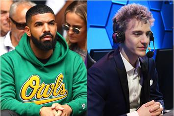 Drake's Fortnite Account Hacked & Tried Ruining Ninja's Livestream Event