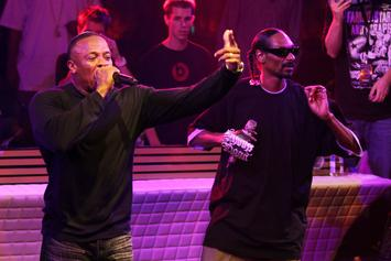 "Snoop Dogg & Dr. Dre Have Been ""Superheroes"" For Nearly 30 Years"