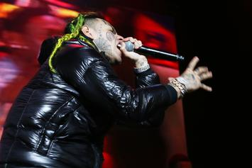"6ix9ine's ""DUMMY BOY"" Rollout Was A Bittersweet End To His Run"