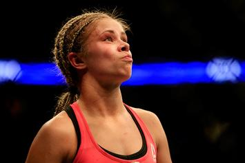 Paige VanZant vs Rachael Ostovich Back On For UFC Fight Night In Brooklyn