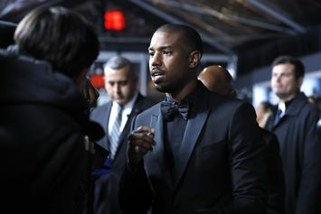 "Michael B. Jordan Mocked For  ""Pretending To Like Black Womens"" In ""Creed II"""