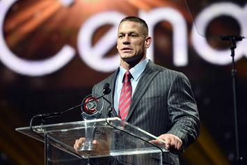 John Cena Earns Sports Illustrated's Muhammad Ali Legacy Award