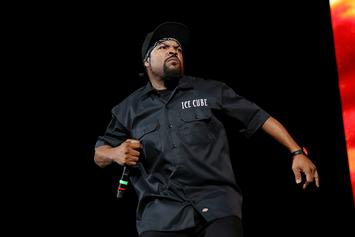 "Ice Cube Reveals Tracklist For Comeback Album Dropping ""Next Friday"""