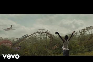 "Travis Scott Takes A Trip To ""Astroworld"" In ""Yosemite"" Video With Gunna & Nav"
