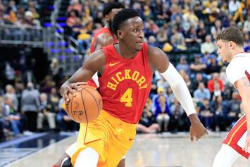 Pacers' Victor Oladipo Out Indefinitely With Knee Injury: Report