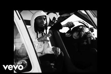 "Valee & Matt Ox Ride A Helicopter In ""Awesome"" New Video"