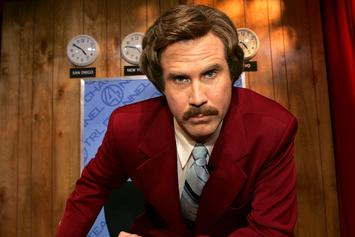 Ron Burgundy Harasses Don Lemon On Twitter To Promote His New Podcast