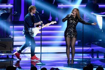 Beyonce & Ed Sheeran's Global Citizen Outfits Spark Reactions Over Gender Standards