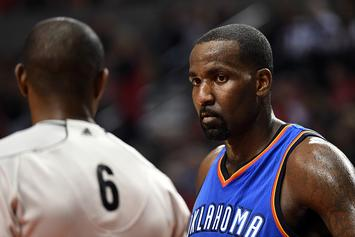 "Kendrick Perkins Furious With Adam Levine Over ""The Voice"" Vote"