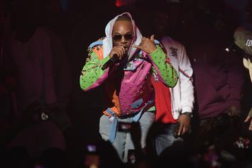 "Cam'Ron Adds ""Mathematical Magician"" To His Expansive Resume"