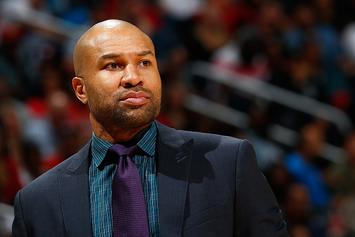 Derek Fisher Lands New Head Coaching Gig