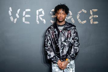 """21 Savage Announces New Release Date For """"I Am > I Was"""""""