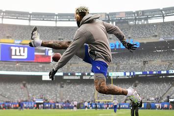 Odell Beckham Jr. Says He Spends $300,000 Taking Care Of His Body In Offseason