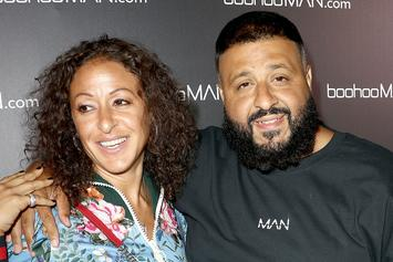 """DJ Khaled Pens Sweet Birthday Message To Wife: """"Real Love With A Real Journey"""""""