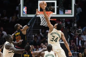 "Giannis Antetokounmpo Declined LeBron's Training Offer, Prefers ""Adversity"""