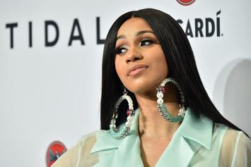 "Cardi B Says Nicki Minaj Feud Was ""Bad For Business"""
