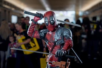 "Watch Deadpool Defend Nickelback With An Arsenal Of ""Facts"""
