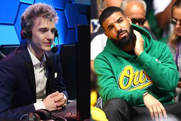 """Ninja Claims Drake """"Pushed Gaming Into The Mainstream & Made It Cool"""""""