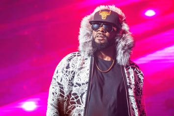 "R. Kelly Shuts Down ""King Of R&B Debate"" In 3 Words"