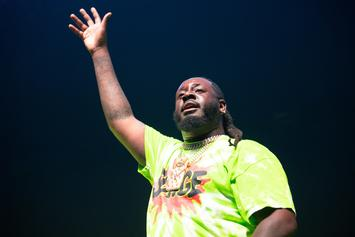 "T-Pain Announces ""1UP"" Tour Dates"