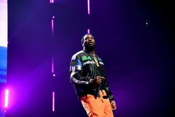 Meek Mill Makes A Major Leap Back To #1 On Billboard Artist 100