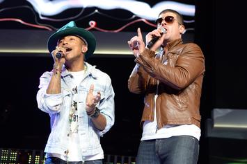 "Robin Thicke & Pharrell To Cough Up $5 Million In ""Blurred Lines"" Lawsuit"