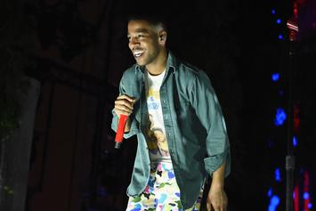 """Kid Cudi Says He Was """"Ashamed"""" To Talk About Mental Health"""