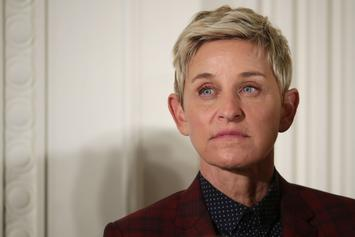 Ellen Degeneres May Be Quitting Daytime TV