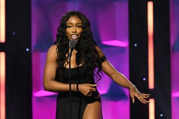"SZA Shows Off Impressive Leg Press At The Gym: ""Fight Me"""